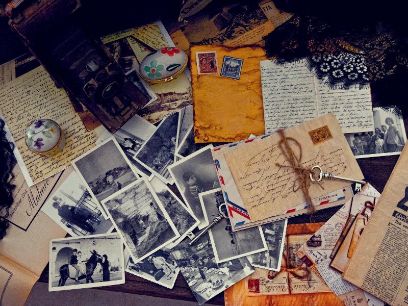 συλλέκτες αντικείμενων με αναμνήσεις