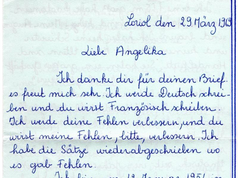 Eine Deutsch Französische Freundschaft My House Of European History